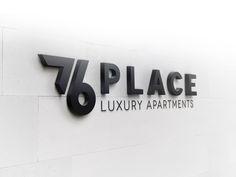 logo / 76 Place