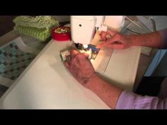 Minky rag quilt how to video
