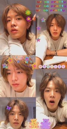Nct 127, Osaka, Cute Lockscreens, Nct Yuta, Nct Life, Kim Hongjoong, Picts, Cute Faces, Boyfriend Material