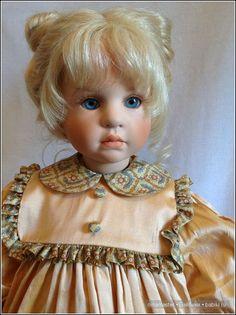 Мои драгоценные Гюнцельки / Коллекционные куклы Hildegard Gunzel, Хильдегард Гюнцель / Бэйбики. Куклы фото. Одежда для кукол