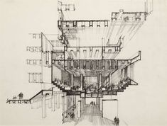 Tracings Of The Future: Historic Boston City Hall Drawings Chart The Rise Of Brutalist Icon - Architizer