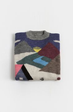 Vintage Peruvian Sweater /  Lovingly pinned by The Rainbow Farmer https://www.etsy.com/shop/TheRainbowFarmer