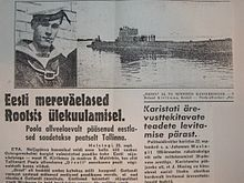 estonian newspaper - Google Search