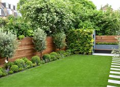 46 Gorgeous Modern Fence Design Ideas Match For Any House. Modern garden configuration has a long history and each of the extended stretches of garden settings have played into the […]. Small Backyard Landscaping, Backyard Garden Design, Backyard Fences, Modern Landscaping, Landscaping Ideas, Backyard Ideas, Garden Ideas, Small Gardens, Modern Gardens