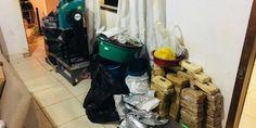 Polícia estoura refinaria de drogas e prende suspeito de tráfico na zona rural de Nazaré Paulista