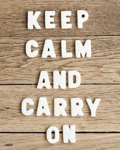 Keep Calm. Keep Calm and #KeepCalm