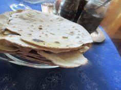 Rozmaring & ibolya: Chappati ( csapáti)