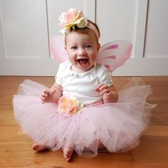 Tutu Costume Sets-Fairy Costumes-Fairy Tutus-Handmade Fairy costumes-Fairy Halloween  sc 1 st  Pinterest & DIY ghost costume for infants! Tulle skirt and onesie with puffy ...