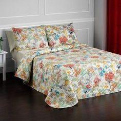 Sólo hasta el 17 de septiembre!!  Colcha + cortinas desde 49.99€!! Visita hogaresconestilo.com #home #hogar #estilo #deco #decoración #colchas #cortinas