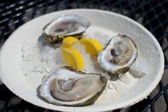 Hungry yet? The oysters in Nova Scotia are some of the best in the world. Delicious, fresh seafood is the best you've ever tasted and some of it is as close as the Halifax boardwalk right behind the museum.