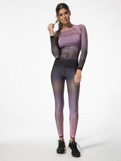 92e14432e653d Ultra Ultramesh Silk Leggings in Gradient Rose by Ultracor from Carbon38  Silk Leggings