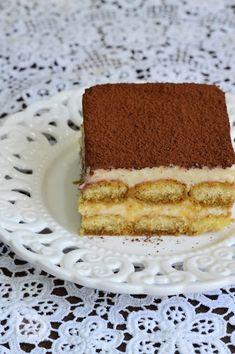 Tiramisu, reteta clasica - CAIETUL CU RETETE Food Cakes, Marsala, Vanilla Cake, Cake Recipes, Cooking, Ethnic Recipes, Sweet, Desserts, Drinks