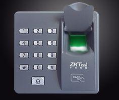 Biometric X6 ZK fingerprint access controller for security solution