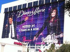 Donny & Marie Las Vegas