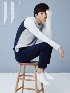 Do Sang Woo - W Magazine April Issue '15