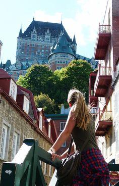 Québec City, ville pleine d'histoire et de culture, est un passage incontournable pendant un voyage au Canada. Découvrez les incontournables de cette ville en 2 jours et pour les petits budgets !