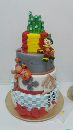Mágico de oz cake