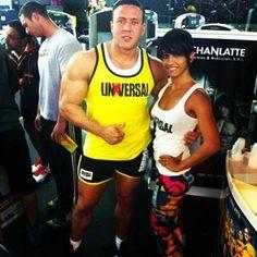 Aniversario Universal Fitness 2014