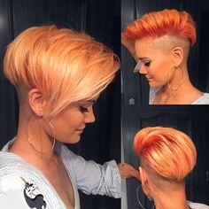 Kurze Frisuren mit einen einzigartigen Look sind momentan trendy und zeigen Ihre Persönlichkeit stilvoll und gut aussehend. Frauen sind immer sehr bewusst über Ihren Look, deswegen wollen Sie immer stilvoll, trendy und anders aussehen. In diesem Jahr sind unordentliche Frisuren mit den kurzen Frisuren trendig. Frauen können auch chaotische und grobe Frisuren versuchen. Sie …