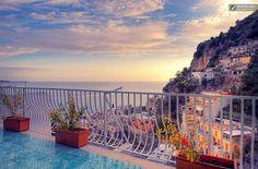 Amalfi-kust Italië