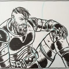 Inks. #SpaceRiders | Flickr - Photo Sharing!