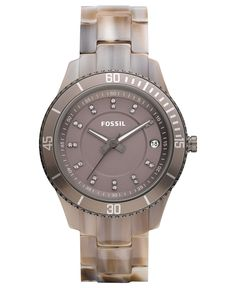 Fossil Watch, Women's Stella Alpine Horn