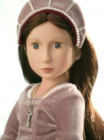 A Girl for All Time® - Collectible Dolls and Gifts for Girls from www.AGirlforAllTime.com