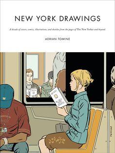 New York drawings: http://kmelot.biblioteca.udc.es/record=b1540761~S1*gag