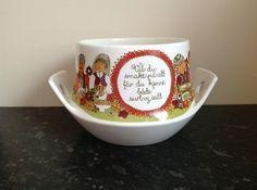 Figgjo Folklore sildeterrin Folklore, Mugs, Tableware, Dinnerware, Tumblers, Tablewares, Mug, Dishes, Place Settings