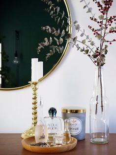 Lämmin ilo Decor, Mirror Table, Maker, Table, Home Decor, Kitchen Appliances, Vintage, Mirror