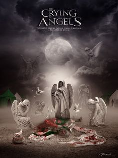 The Crying of Angels by GHAREB on deviantART