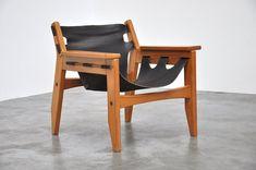 Kilin Chair  Sergio Rodrigues for OCA furniture in 1973