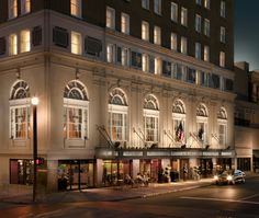 Francis Marion hotel - Charleston, SC