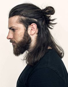 95 Amazing Handsome Man Bun Hairstyles, 44 Y Hairstyles for Older Men Hairstyles & Haircuts for, Hairstyles Half Long Hairstyles Men Fab 50 Handsome Man, Best top Knots Hairstyles for Men September Wear A Man Bun but In Style 50 Handsome Ways to Do It. Widows Peak Hairstyles, Mens Hairstyles With Beard, Mens Braids Hairstyles, Hairstyles Haircuts, Korean Hairstyles, Mens Medium Length Hairstyles, Haircuts For Long Hair, Long Hair Cuts, Long Hair Beard