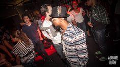 #Nightout #Brixton #hat #Retrosuperfuture #Glasses #DP #Dailypaper