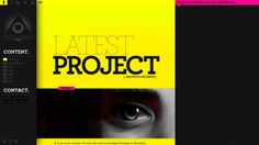 Take a peek at these awesome bright and colorful websites.
