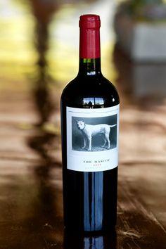 the mascot   harlan wines.