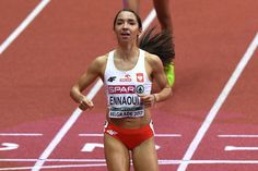 Sofia Ennaoui - brązowy medal w biegu na 1500 m