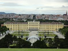 Palacio de Schömbrunn
