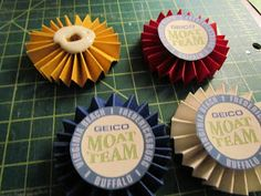 Another Crafty Day: Husband Wifey Crafting: DIY Award Trophies