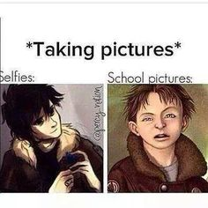 This is the best thing because a) it's true and b) NICO DI ANGELO