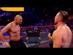 LAVAR, LONZO & LaMelo Ball on WWE Monday Night Raw Reaction