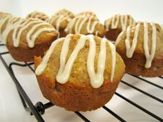 Apple Fritter Muffins - Damn Delicious