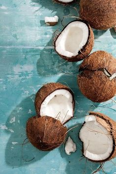 Coconut water, a sweet way to keep yourself hydrated!