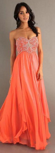 Sexy Chiffon Empire Column Sweetheart Sleeveless Evening Dresses Sale tkzdresses13210bhb #longdress #promdress