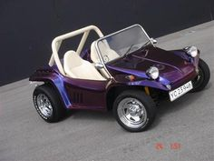 VW Buggy SOLGT