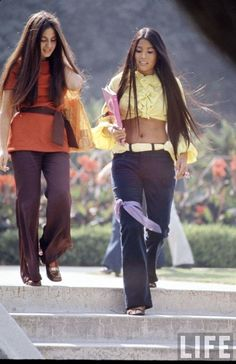"ARTHUR SCHATZ-""High School Fashions, 1969, LIFE magazine"""