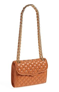 Rebecca Minkoff 'Mini Quilted Affair with Studs' Shoulder Bag available at #Nordstrom