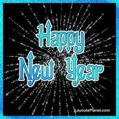 #HappyNewYear - #FelizAñoNuevo ¡¡