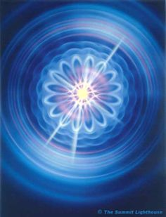 """Sound is the energy of creation - the book of Genesis tells us God created the universe by saying, """"Let there be light"""".  And because sound is the energy of creation, the violet flame is most effective when given as spoken rather than silent prayer."""